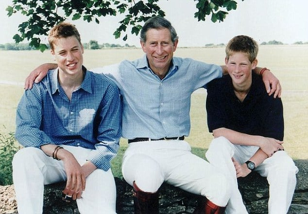 From Prince Charles, 1999