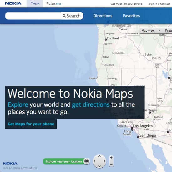 Nokia Maps iPhone Alternative