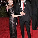 Diane Kruger and Joshua Jackson in 2013