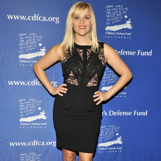 Reese Witherspoon's Leg Workout From Trainer Michael George