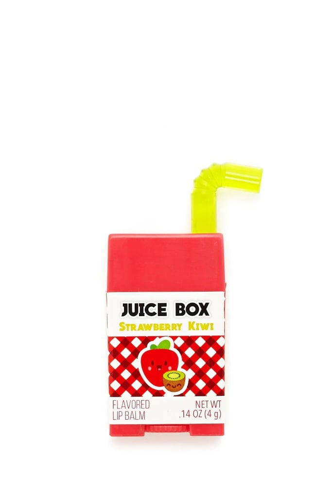 Juice Box Lip Balm ($3)