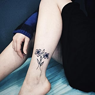 Birth Flower Tattoos