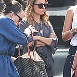 Nicole Richie Gets Her Ears Pierced | Pictures