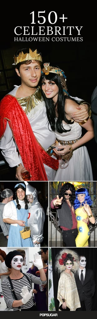 Over 250 Celebrity Halloween Costumes!