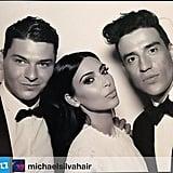 Kim Kardashian Stuck to Her Signature Makeup at Her Wedding