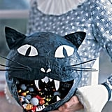 Black Cat Candy Bowl