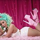 "Doja Cat's ""Go to Town"" Music Video Beauty Looks"