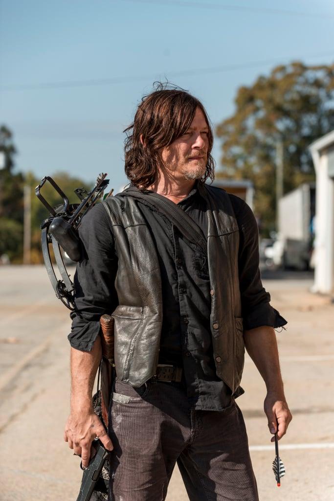 Will Daryl Die on The Walking Dead Finale?