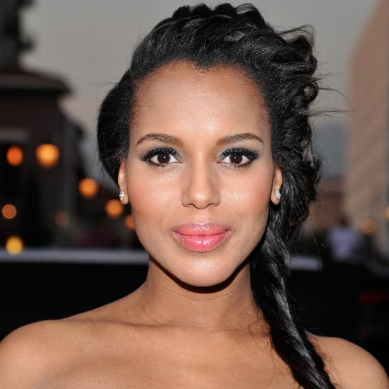 Kerry Washington Hair at NAACP Image Awards 2014