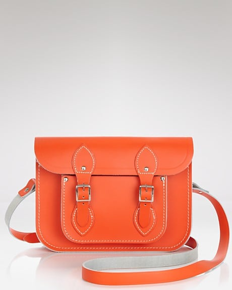Make a serious statement with this juicy, melon-hued satchel. The Cambridge Satchel Company Satchel ($155)
