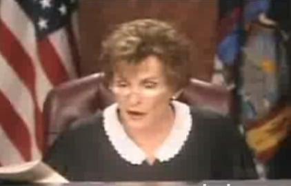 Judge Judy Reams eBay Scammer