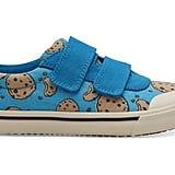 Sesame Street X TOMS Cookie Monster Youth Doheny Sneakers