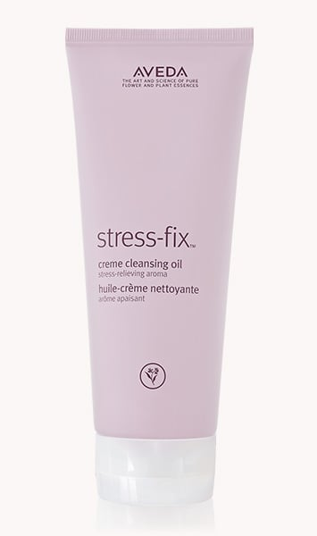 Aveda Stress-fix Creme Cleansing Oil