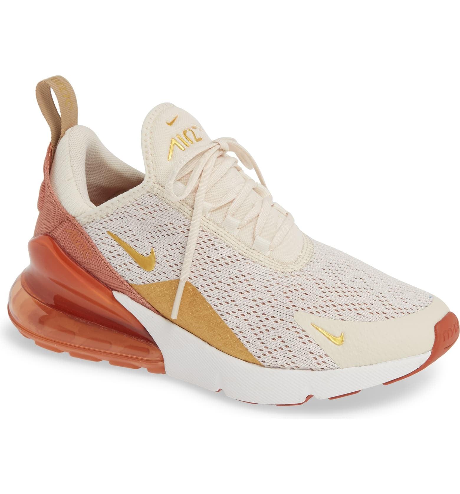 Nike Air Max 270 Premium Sneaker   The