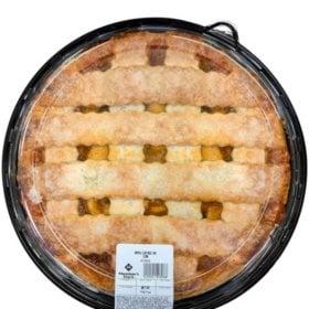 Member's Mark Apple Lattice Pie