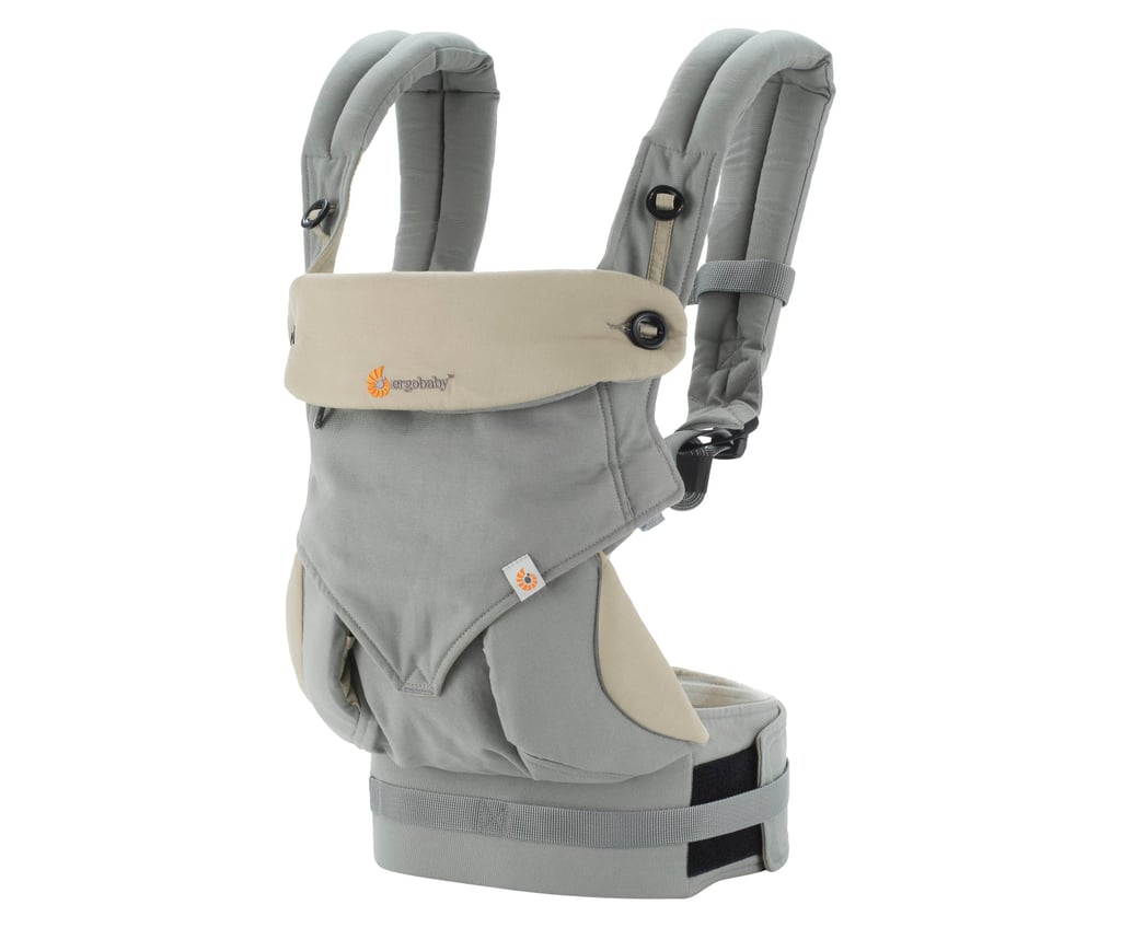 An Adjustable Baby Carrier