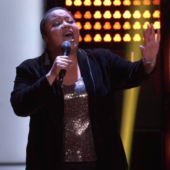 Toneisha Harris's 4-Chair Turn Blind Audition on The Voice