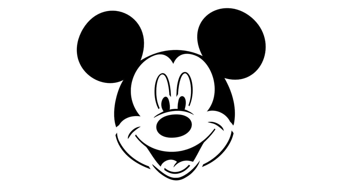 Free Disney Pumpkin Stencils