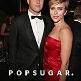 Scarlett Johansson and Colin Jost American Museum Gala 2017