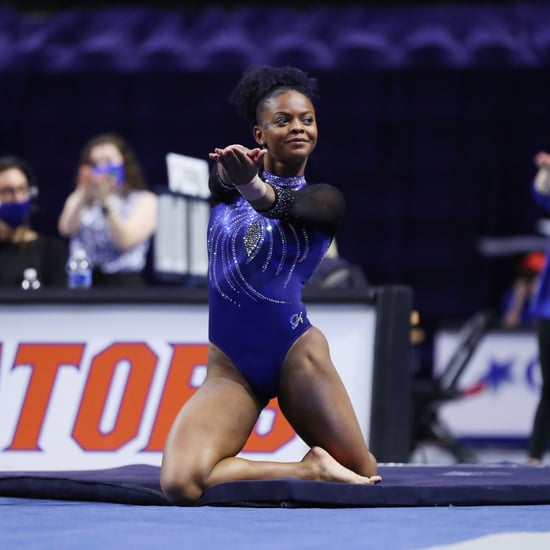 Watch Trinity Thomas's 2021 Gymnastics Floor Routine | Video
