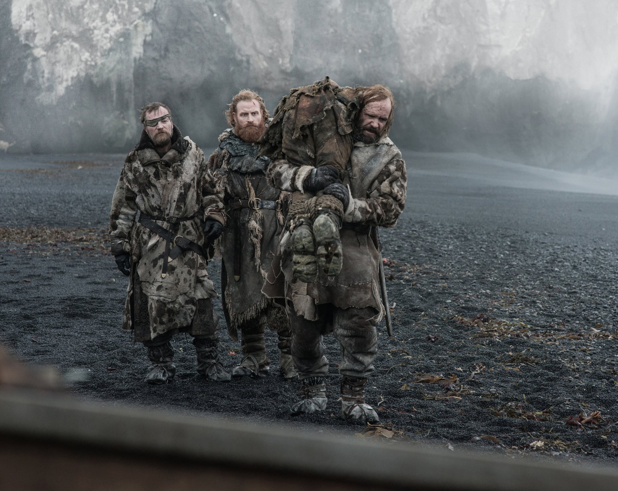 The Hound and Tormund Singing to Each Other is Just Wonderful