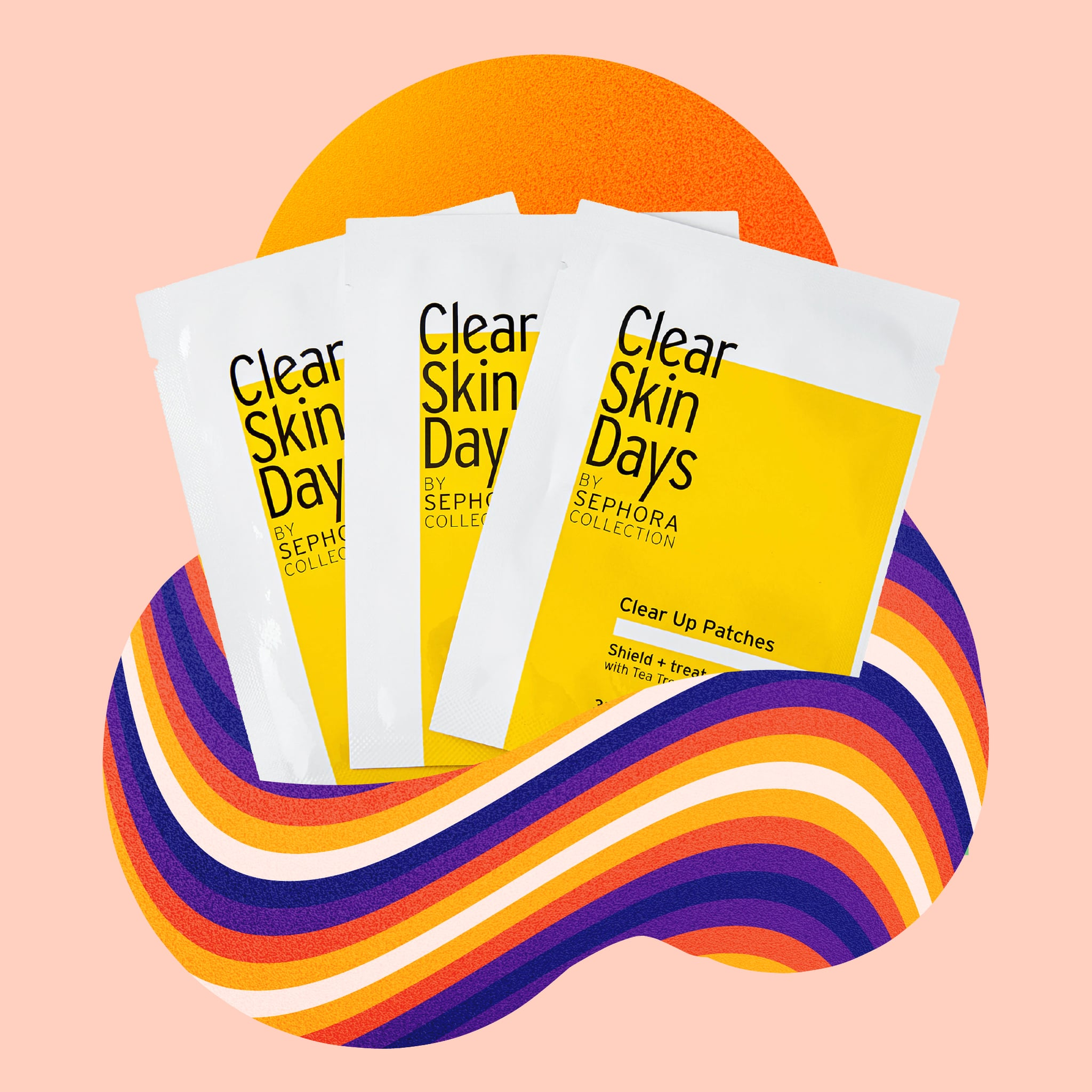 Sephora Collection Clear Skin Days by Sephora Collection Clear Up Patches