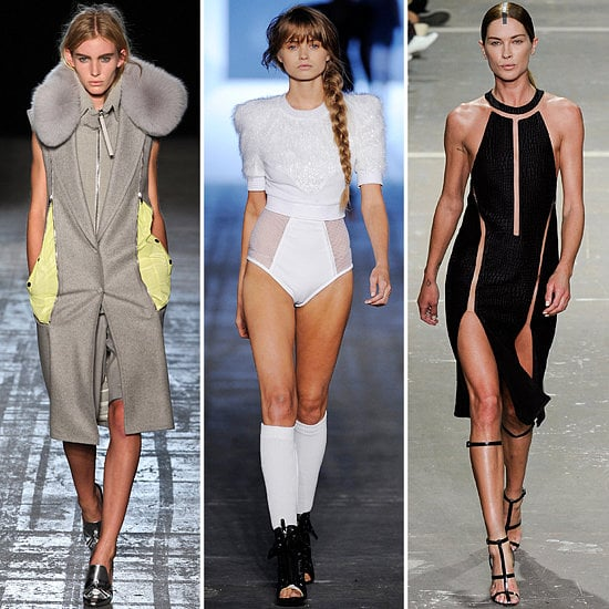We got you ready for New York Fashion Week by recapping the past collections of our favorite designers, like Alexander Wang.