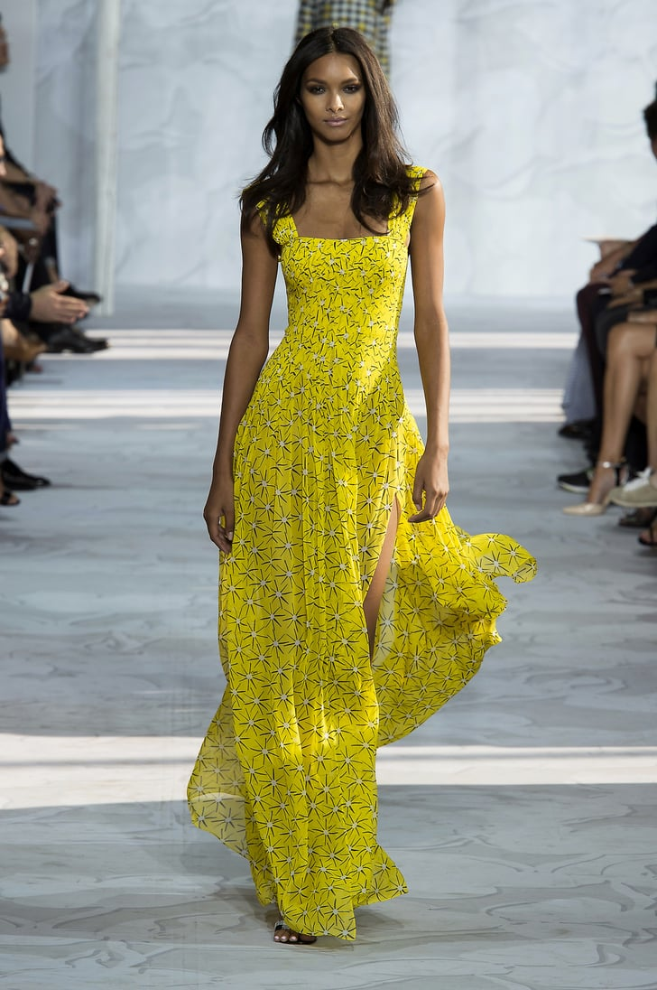 Not So Mellow Yellow This Runway Rainbow Will Get You