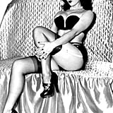 Bettie Page