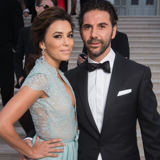 Eva Longoria's First Thanksgiving With Jose Antonio Baston