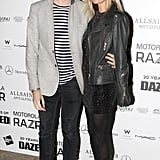 Kate Moss Returns From Jamaica For a Late-Night, Dazed Bash