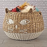 Woven Cat Basket