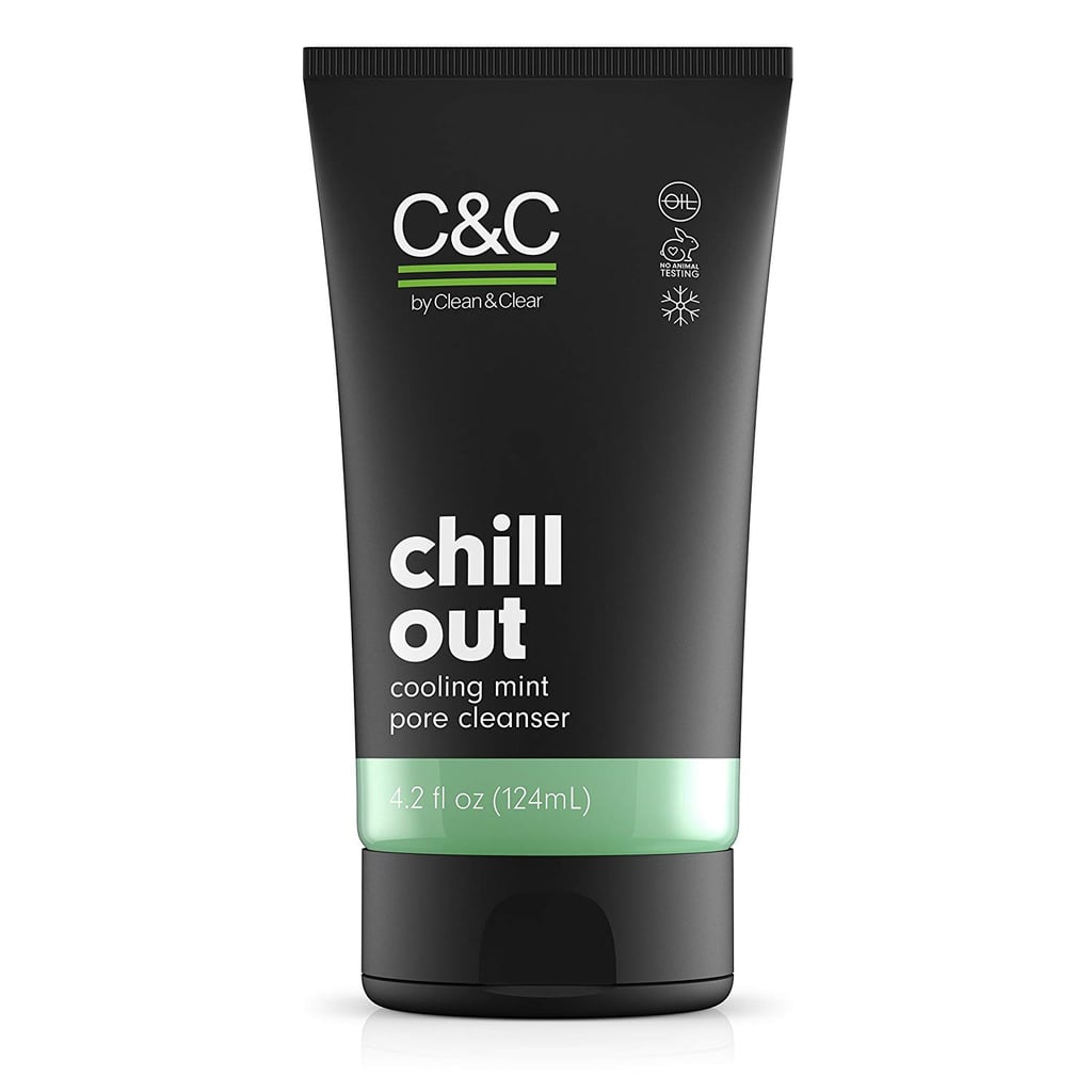 C&C by Clean & Clear Chill Out Cooling Mint Pore Facial Cleanser