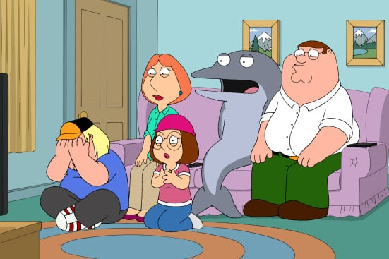 Family Guy | Fall Premiere Dates 2012 | POPSUGAR Entertainment Photo 55