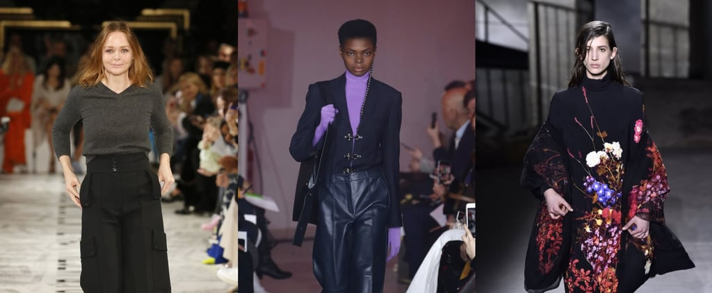 Paris Fashion Week Spring 2020 Schedule
