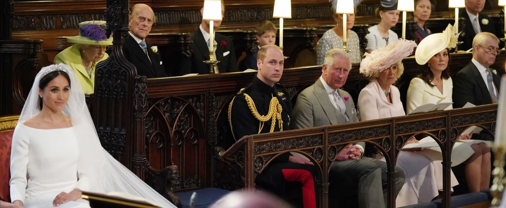 Why Was There an Empty Seat at the Royal Wedding 2018?