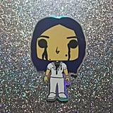 Billie Eilish Custom Funko Sticker