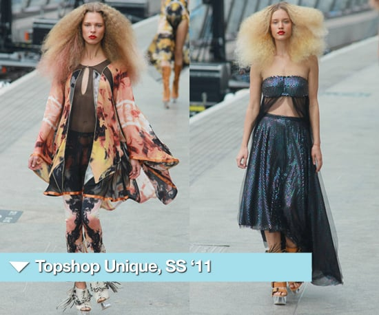 Photos of Topshop Unique Spring 2011 at London Fashion Week