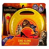 Disney's The Lion King Sing Along Boombox