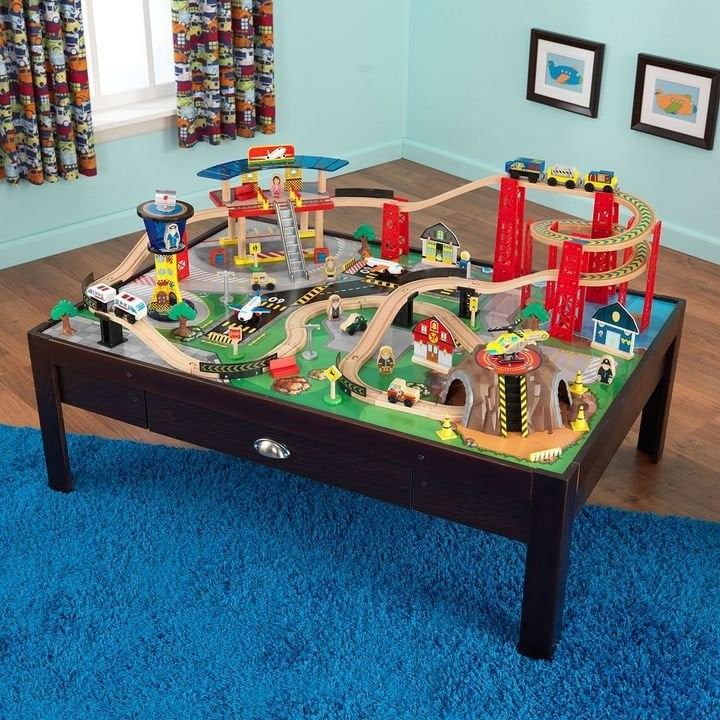 Gifts For Kids Who Love Trains, Planes, and Cars