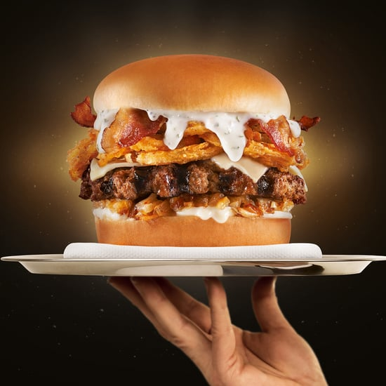 Carl's Jr. Bacon Truffle Burger and Truffle Fries 2019