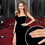 Angelina Jolie: Her Oscars Nails