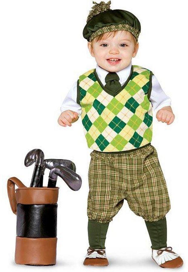 Future Golfer Costume