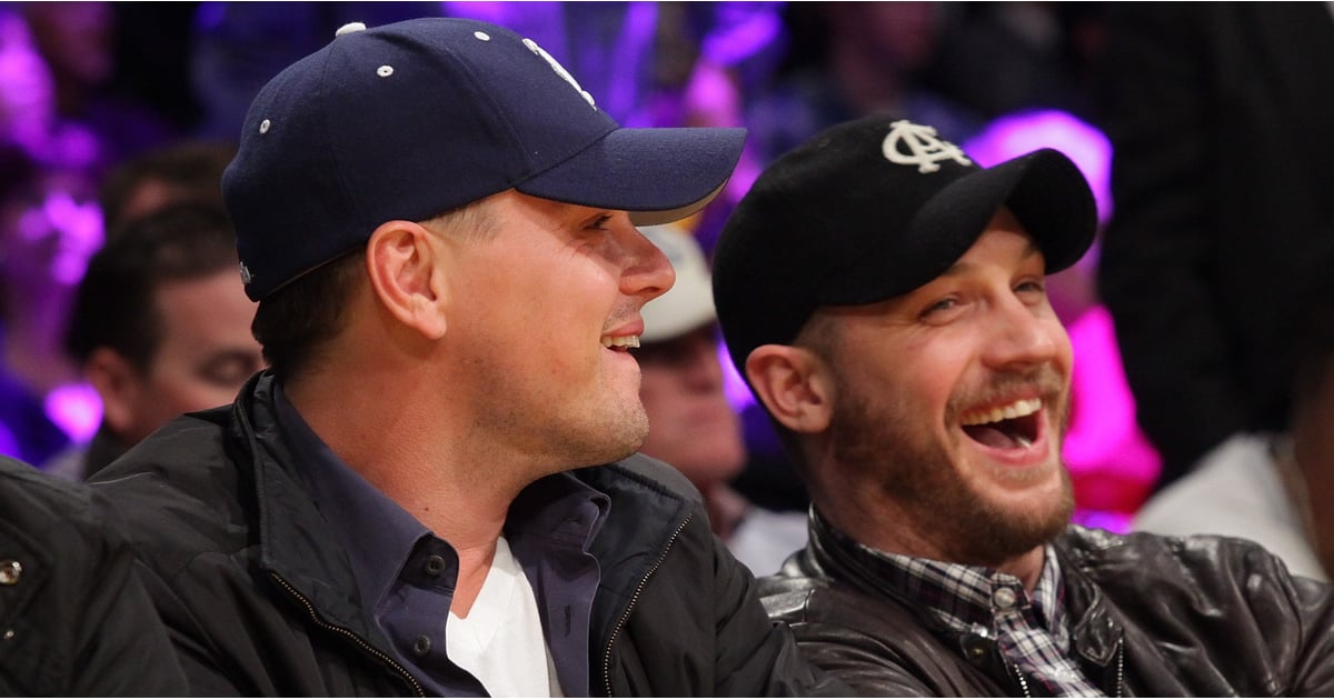 Tom Hardy And Leonardo Dicaprios Friendship Pictures -6551