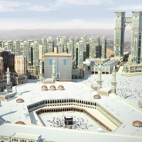 Jabal Omar Address Hotel Opening Near Grand Mosque of Mecca