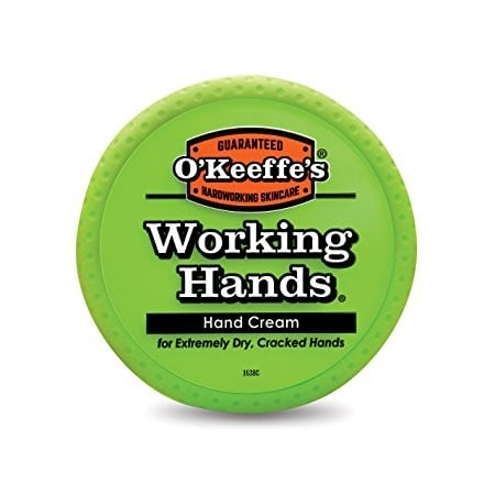 O Keeffe S Working Hands Hand Cream Review Popsugar Beauty