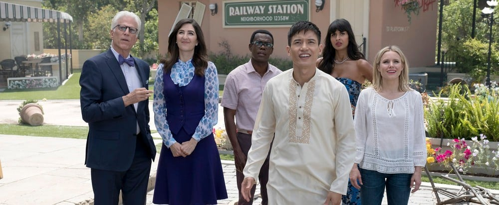 4 Philosophy Professors Weigh In on Why The Good Place Is So Forking Funny — and Important