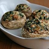 Vegan-Friendly Stuffed Mushrooms