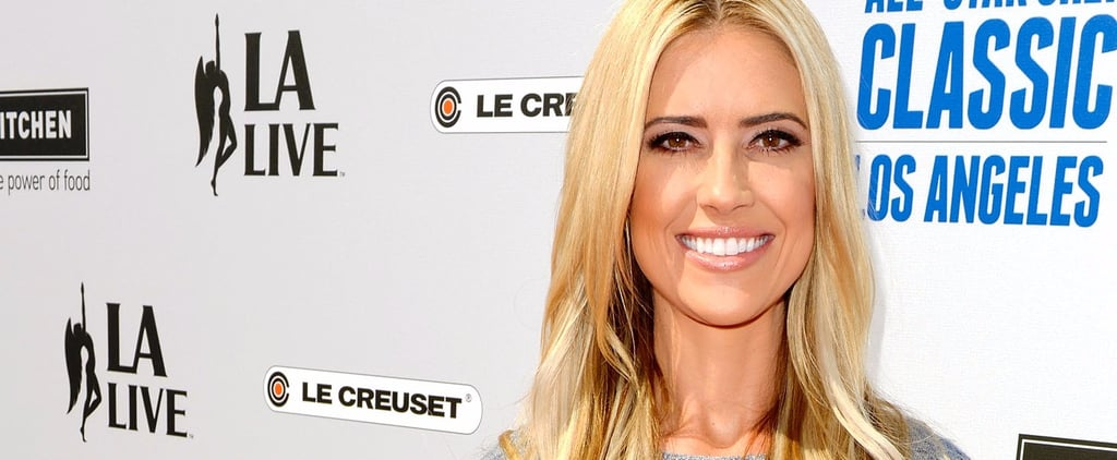 We've Never Seen Christina El Moussa Look This Glam Before — and We Love It!