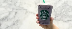 I Tried the Latest Starbucks Secret Menu Item, the #PurpleDrink